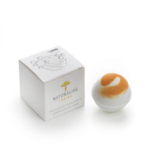 Aromaterapinis Vonios Burbulas VITALITY