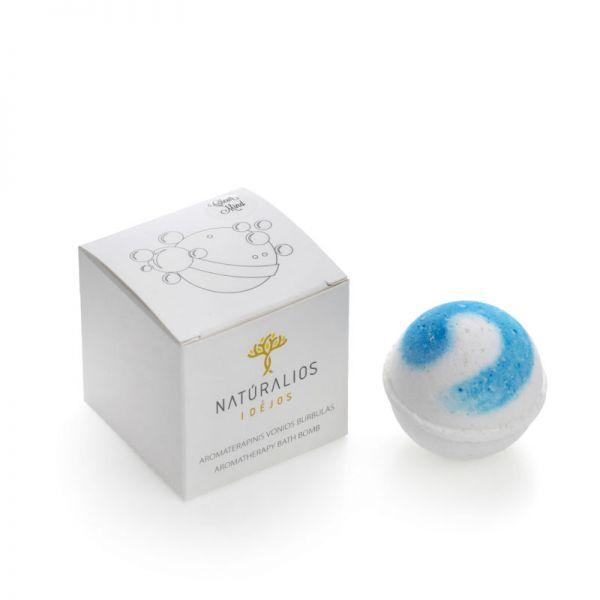 Aromaterapinis Vonios Burbulas CLEAR MIND