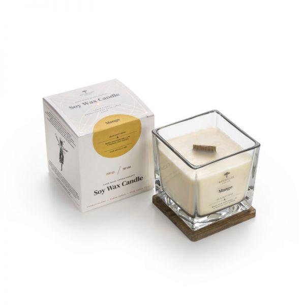 Aromaterapinė Sojų Vaško Žvakė Date Night 200g