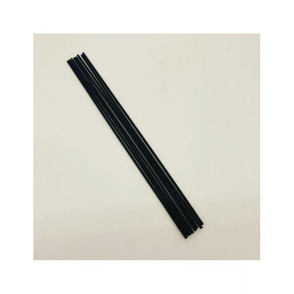 """37 cm """"KRISPO"""" juodos lazdelės namų kvapų difuzoriams"""