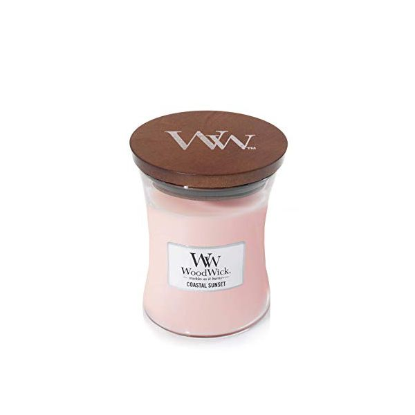 WoodWick medium jar coastal sunset žvakė