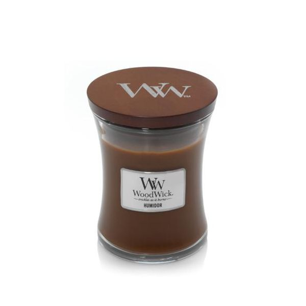 WoodWick Humidor žvakė