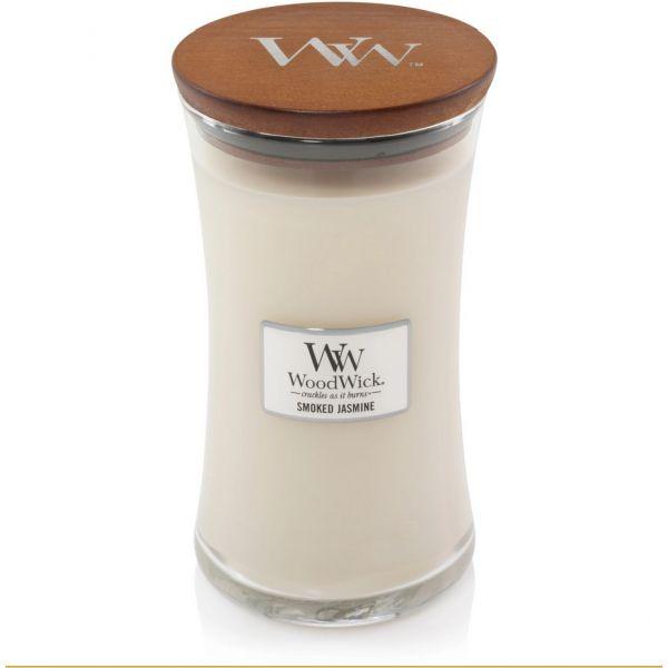 WoodWick Large Smoked Jasmine žvakė