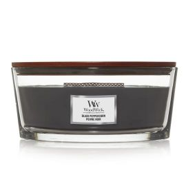 WoodWick Ellipse Black Peppercorn žvakė