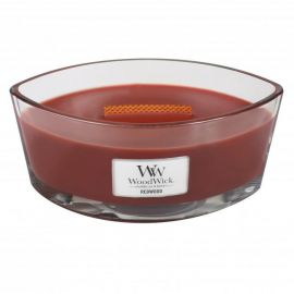 WoodWick Ellipse Redwood žvakė