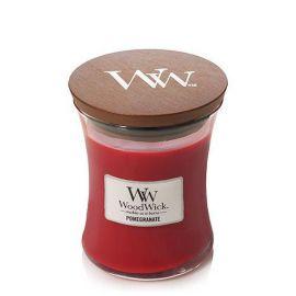 WoodWick Pomegranate žvakė