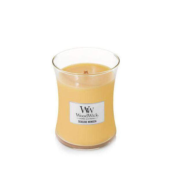 WoodWick Seaside Mimosa žvakė