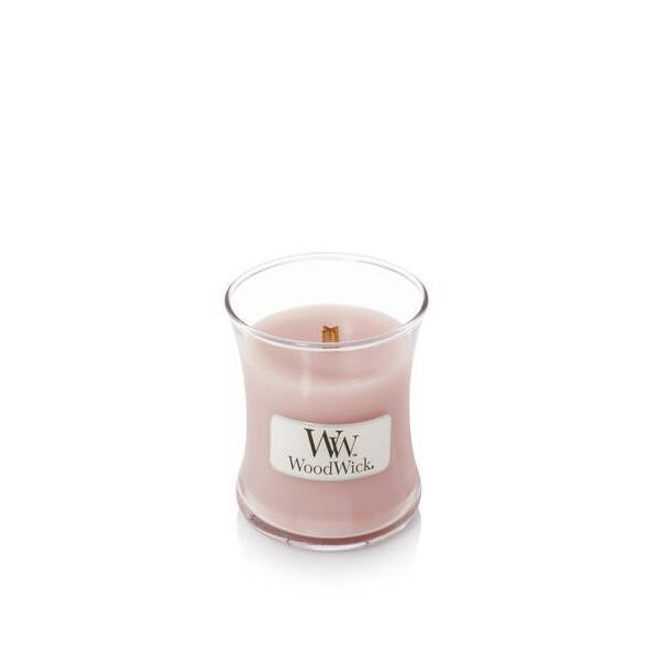 WoodWick mini Rosewood žvakė