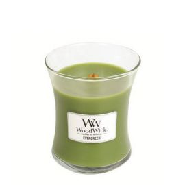 WoodWick Evergreen žvakė
