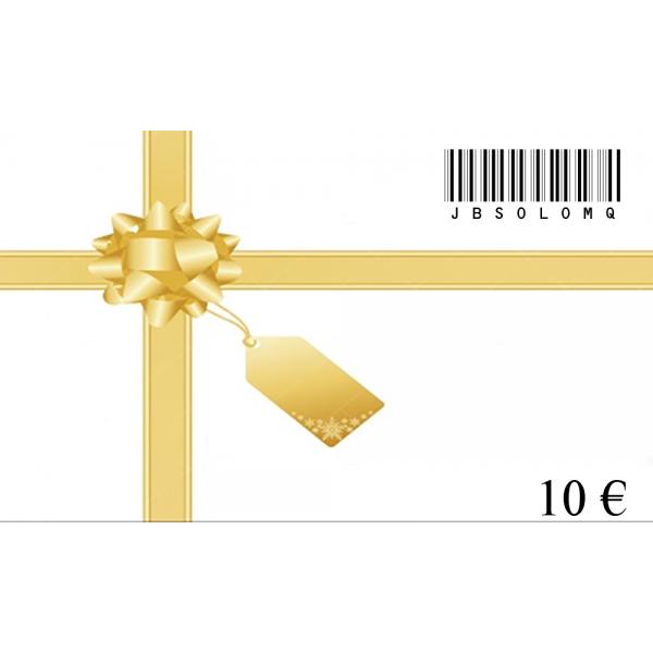 Dovanų kuponas-10