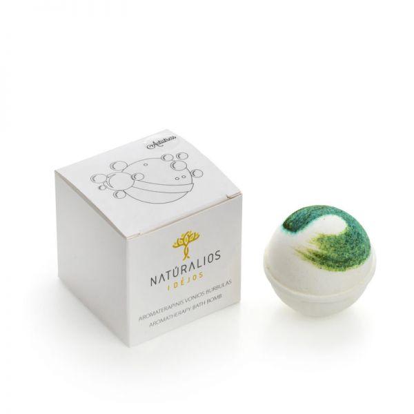 Aromaterapinis Vonios Burbulas ANTISTRESS