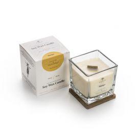 Aromaterapinė Sojų Vaško Žvakė Tobacco & Oak 200g