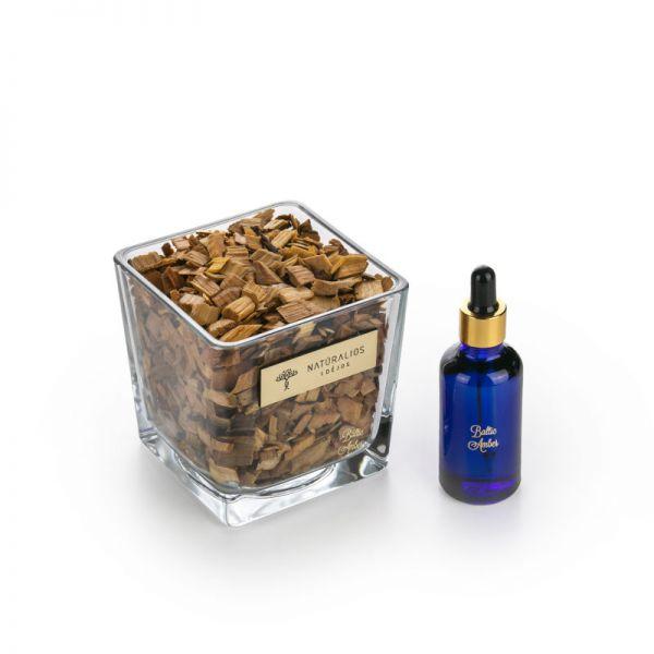 Aromaterapinis Kvapas Namams su Mediena TOBACCO & OAK