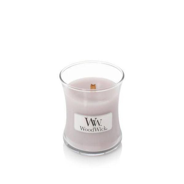 WoodWick mini Wild Violet žvakė