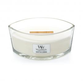 WoodWick Ellipse White Tea & Jasmine žvakė