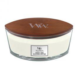 WoodWick Ellipse Coconut & Tonka žvakė