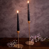 Dar viena puiki N A U J I E N A Jūsų stilingiems namams 🌟 Aukso spalvos metalinės žvakidės 🕯https://turkiskatekstile.lt/interjero-dekoracijos#candlelight #candlesticks #candlestands #candles