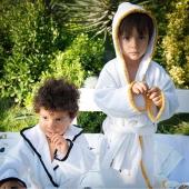 Taip pat iš naujos kolekcijos vaikučiams 🥰Mūsų facebook paskyroje šiuo metu vyksta konkursas, balandžio 15 dieną vienam iš jūsų padovanosime nuostabų vaikišką chalatėlį. Skubėkite sudalyvauti 🙀https://turkiskatekstile.lt/chalatai-vaikiski#medvilnė #turkiskatekstile #vaikams #chalatai #cotton #bathrobe